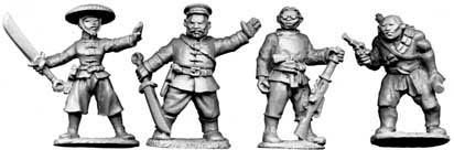 Chinese Bandit Chiefs