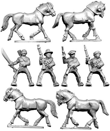 Mounted Chinese Bandits 1