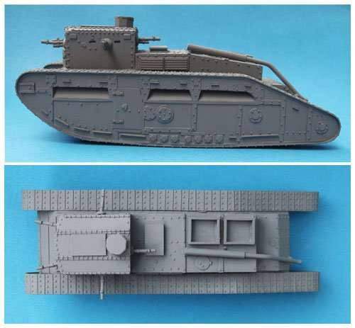 Medium C `Hornet` Female Tank